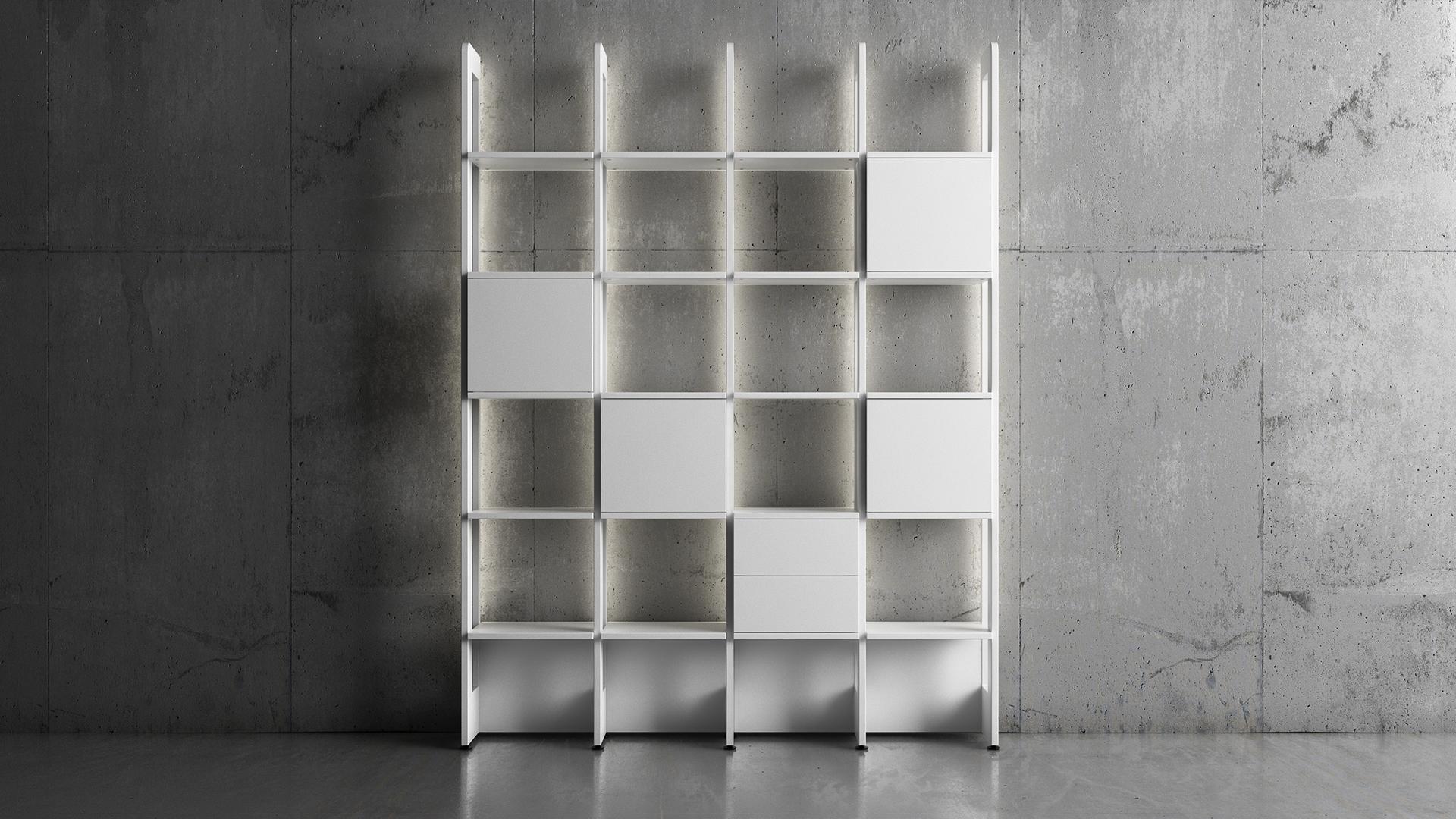 Wall Units & Storage